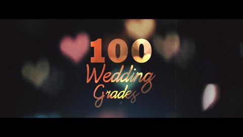 Wedding Color Corrections Presets