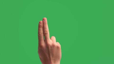 Hand gestures pack multiple swipes, click and taps ライブ動画
