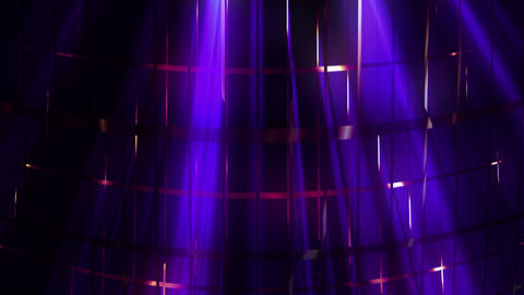Elegant Grid Light Rays 07 Animation