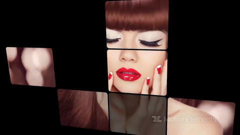 Trendy Slideshow After Effects Template