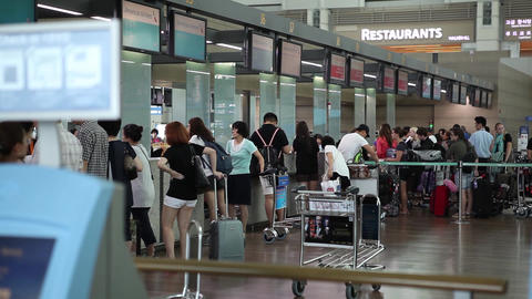 Incheon International Airport 04 Live Action