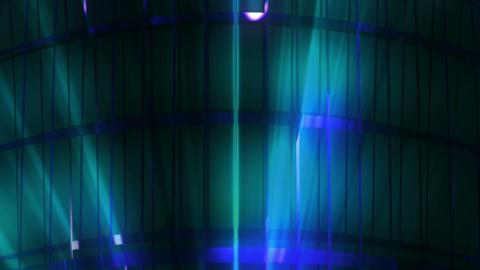 Elegant Grid Light Rays 30 Animation