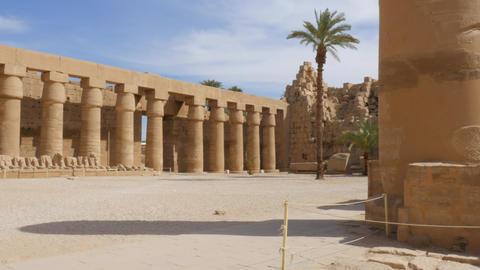 High Ancient Column Live Action