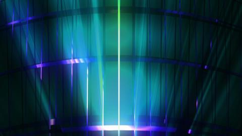 Elegant Grid Light Rays 62 Animation