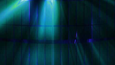 Elegant Grid Light Rays 64 Animation