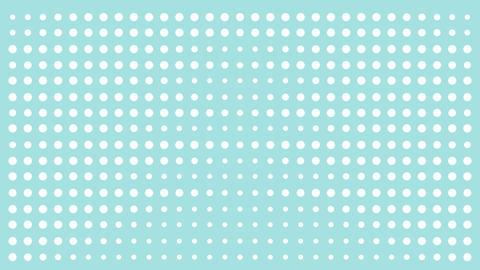 Polka dot Videos animados