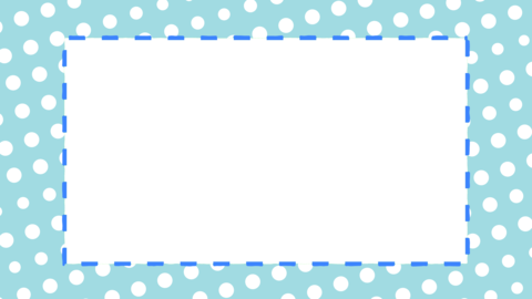 Large polka dots flame Videos animados
