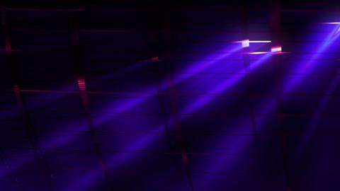 Elegant Grid Light Rays 65 Animation