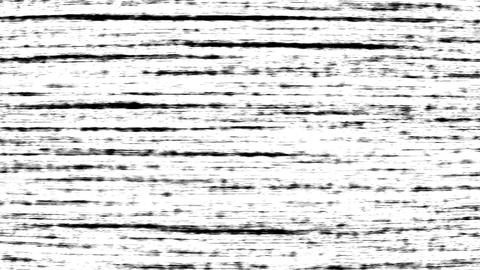 Black And White Noise Lines Running Abstract Background Animation