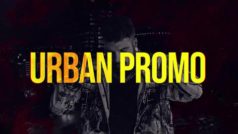 Hip Hop Promo After Effects Template