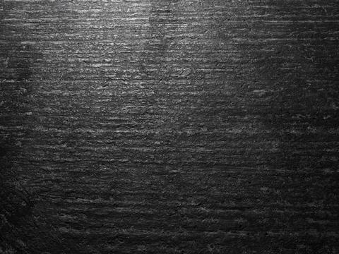 Black grunge concrete wall texture Photo