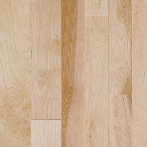 Yellow Birch Wood Floor texture Photo