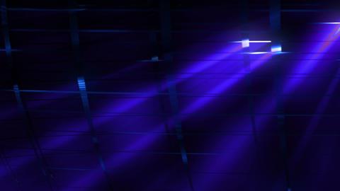 Elegant Grid Light Rays 73 Animation