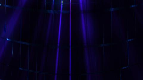Elegant Grid Light Rays 79 Animation