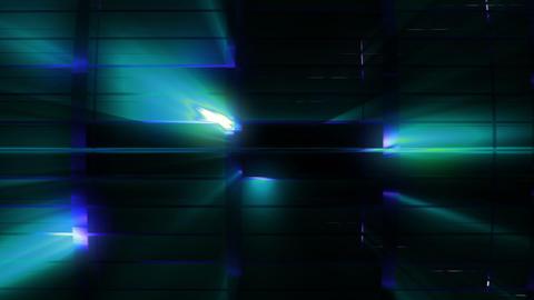 Elegant Grid Light Rays 90 Animation