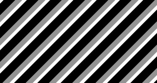 abstract oblique lines brush stroke black and white transition background, animation of paint with Live Action