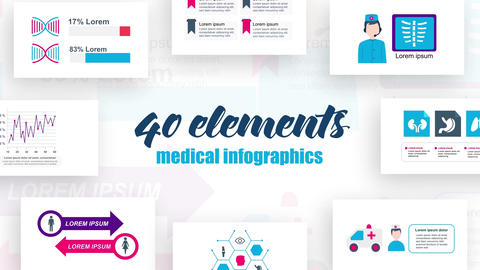 Infographics vol.28 After Effects Template