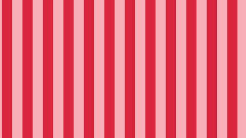 Diagonal-stripes-C-red Videos animados