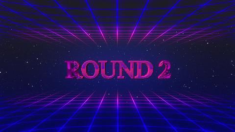 Retro game round 2 GIF