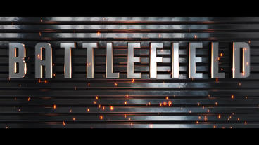 3D Metal Logo After Effects Project