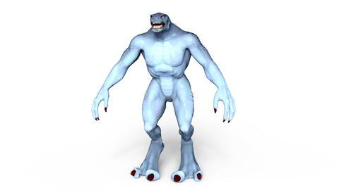 Monster Animation