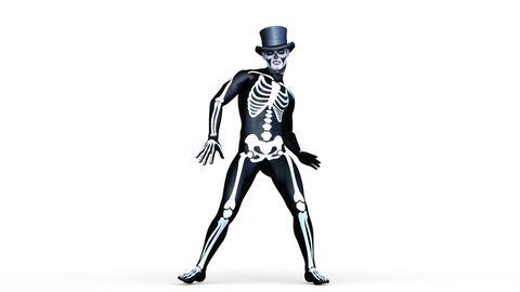 Skeleton Dancer Animation
