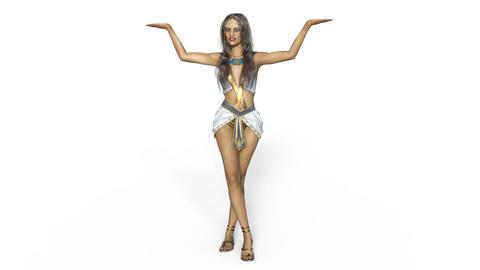 UHD-India Dancer Animation