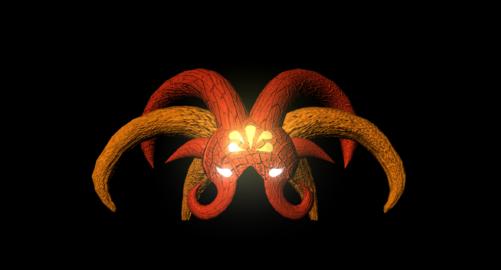 Alien Helmet Arachnipien Modelo 3D