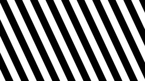 Diagonal-stripes-D-Black-white Animation