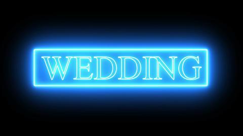 [Free] Wedding_Neon Animation