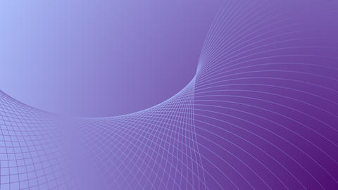 lines on the Gradient minimalistic background GIF