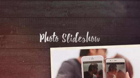 Photo Slideshow (100 photo) Premiere Pro Template