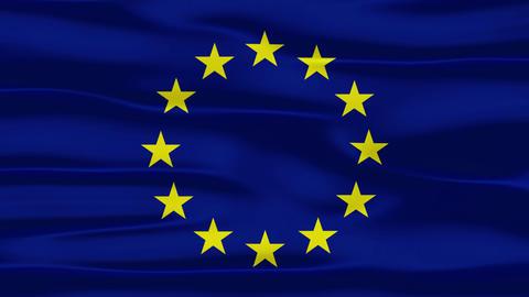 Flag Euro GIF