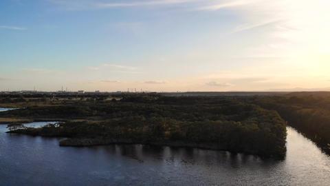 北海道 苫小牧市 ウトナイ湖 ライブ動画