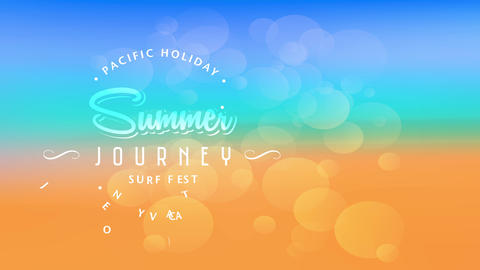 pacific holiday adore holiday written around summertime excursion wave fest script handling several Animation