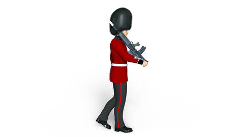 RoyalGuardsman Animation