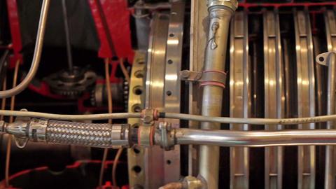 Jet engine Footage