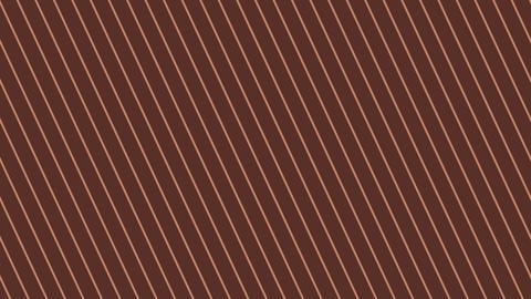 斜めのストライプ 珈琲カラー 極細 ループ CG動画