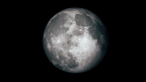 Moon01 Videos animados