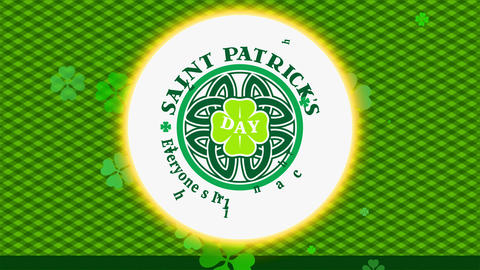 st patricks day banquet publicity with comic quotation everyones english on march 17th surrounding Animation