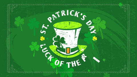 ireland emblematic vacation st patricks day quote the opportunity of the english creating disk Animation
