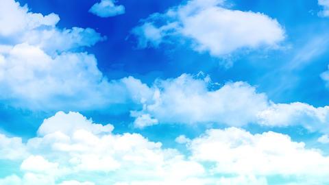 Spring sky2 Animation