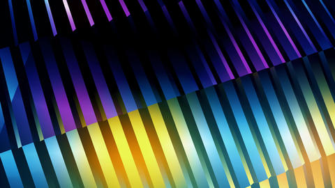 Moving abstract shiny background. 4K motion graphics Live Action
