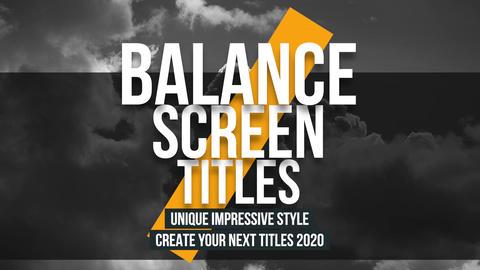 Big Screen Titles v 3 Premiere Pro Template