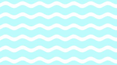 Wave stripes-D Animation