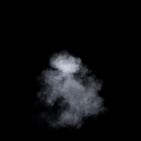 Smoke Charge 02 CG動画