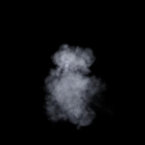 Smoke Charge 04 CG動画