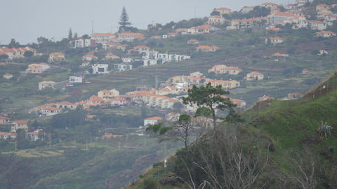 ATR 42 Swiftair EC-IVP Final for Landing at Madeira Funchal Airport 4K UltraH Live Action