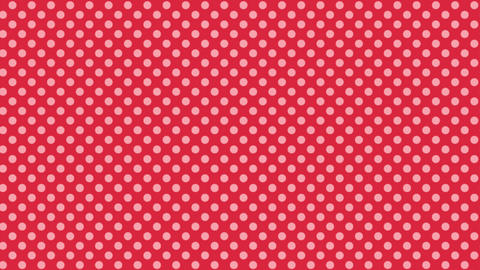 Polka dot background-redA Animation