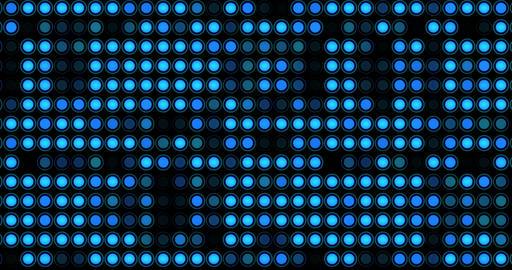 Abstract Electronics LEDs Panel Animation